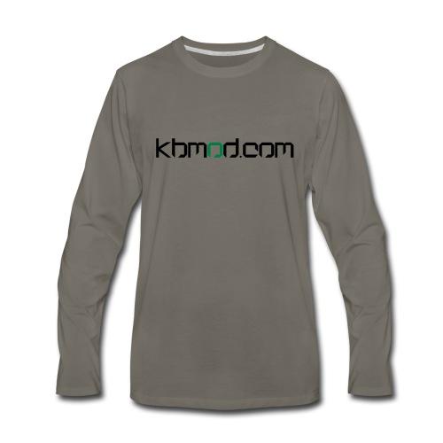 kbmoddotcom - Men's Premium Long Sleeve T-Shirt