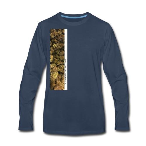 GSC TEXT 2 2 - Men's Premium Long Sleeve T-Shirt