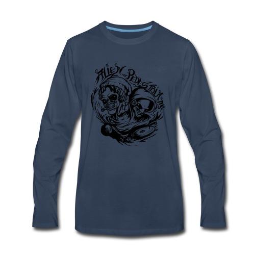 AP logo 003 - Men's Premium Long Sleeve T-Shirt