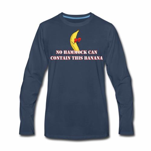 Banana Boxing - Men's Premium Long Sleeve T-Shirt