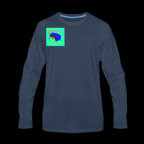 m00npi3 - Men's Premium Long Sleeve T-Shirt