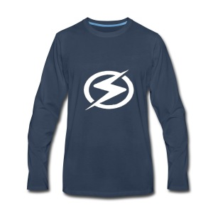Static - Men's Premium Long Sleeve T-Shirt