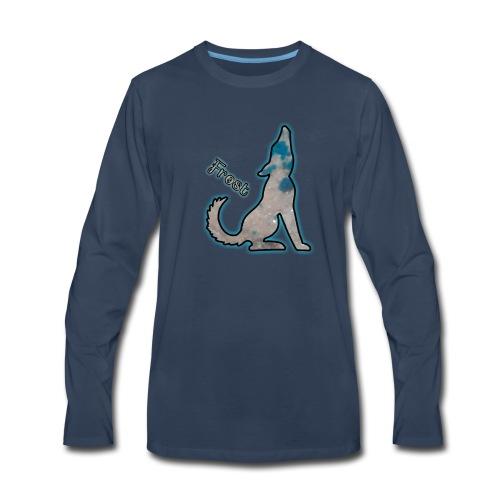 Frost the new shirt - Men's Premium Long Sleeve T-Shirt