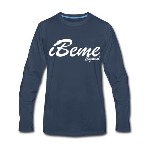 ibeme - Men's Premium Long Sleeve T-Shirt