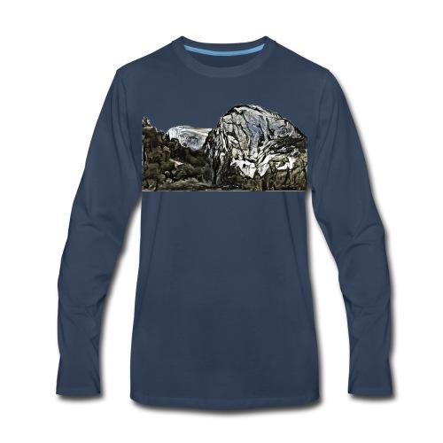 Cochamó - Patagonia - Chile - Men's Premium Long Sleeve T-Shirt