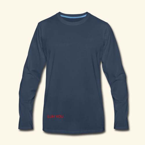 LUH YOU - Men's Premium Long Sleeve T-Shirt