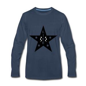Star of Life - Men's Premium Long Sleeve T-Shirt
