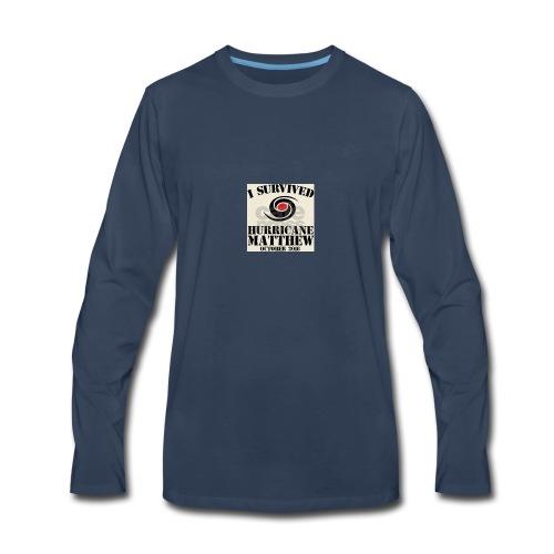 Matthew T-shirts - Men's Premium Long Sleeve T-Shirt