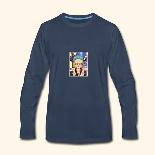Youtuber Product - Men's Premium Long Sleeve T-Shirt