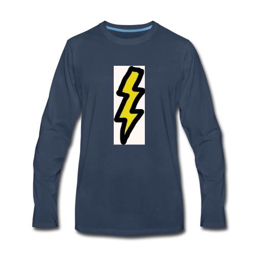 fab lightning - Men's Premium Long Sleeve T-Shirt