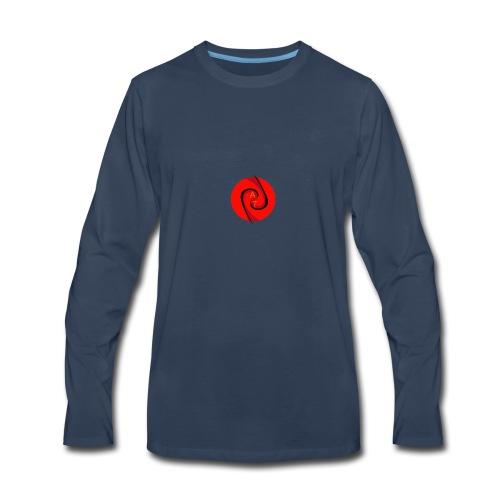 Artie Thorn Logo - Men's Premium Long Sleeve T-Shirt