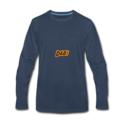 DAB! - Men's Premium Long Sleeve T-Shirt