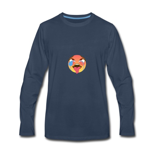 Enjoying yourself - Men's Premium Long Sleeve T-Shirt