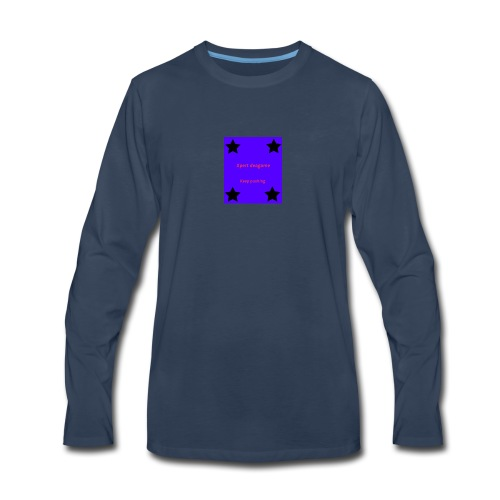 Do it just do it - Men's Premium Long Sleeve T-Shirt