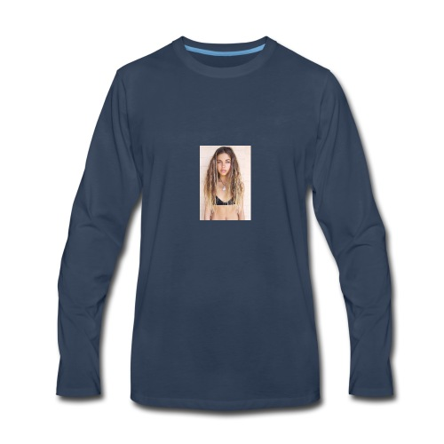 Yeah! - Men's Premium Long Sleeve T-Shirt