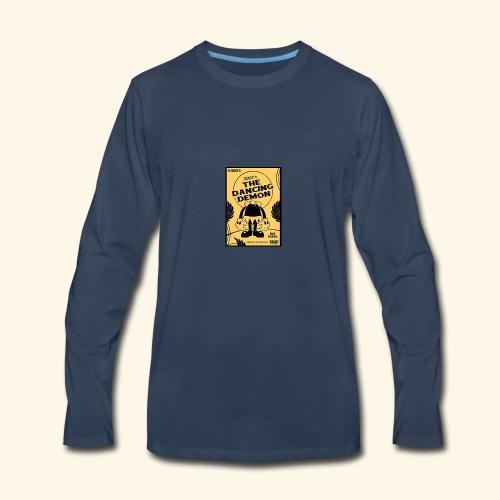 bendy poster - Men's Premium Long Sleeve T-Shirt