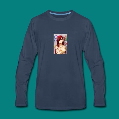 titiana - Men's Premium Long Sleeve T-Shirt