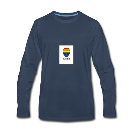 GAYLIEN - Men's Premium Long Sleeve T-Shirt