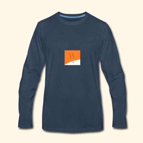 Papery - Men's Premium Long Sleeve T-Shirt