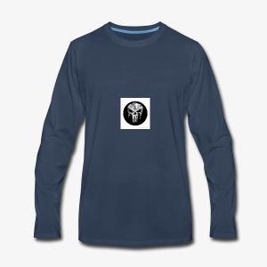 ADAM619BRO - Men's Premium Long Sleeve T-Shirt