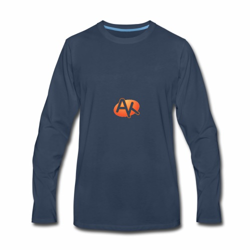 ak logo png shirt - Men's Premium Long Sleeve T-Shirt