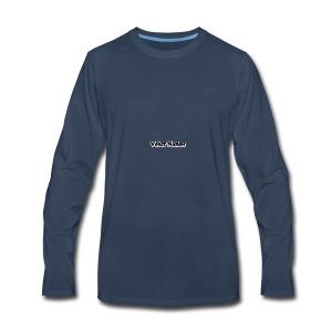 vn_blk - Men's Premium Long Sleeve T-Shirt