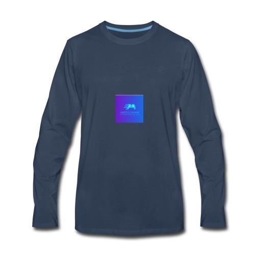 blow up - Men's Premium Long Sleeve T-Shirt