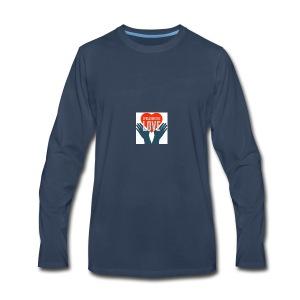 Spreading The Love - Men's Premium Long Sleeve T-Shirt