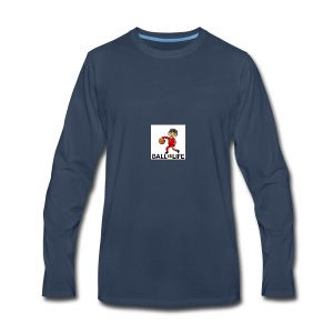 Ball is Life - Men's Premium Long Sleeve T-Shirt