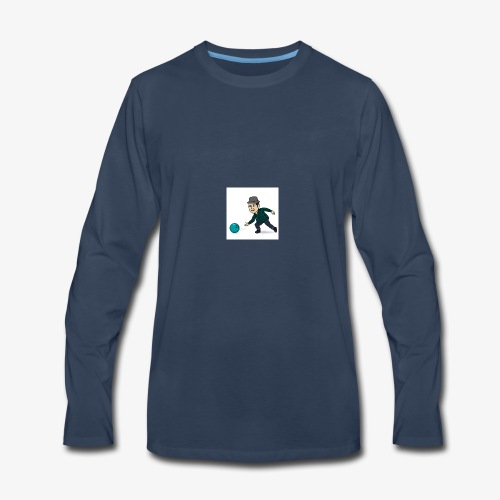 Muhammad Daniel Bowling - Men's Premium Long Sleeve T-Shirt
