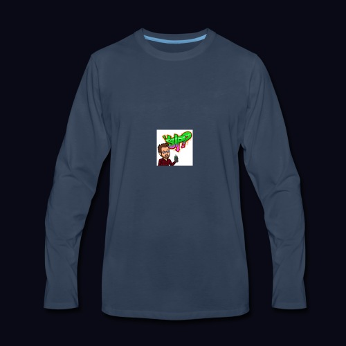 Shyanne Hayes Merch - Men's Premium Long Sleeve T-Shirt