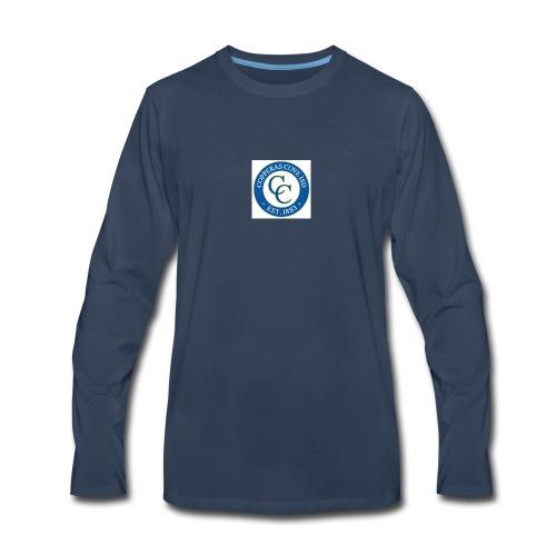 BULLDAWGS - Men's Premium Long Sleeve T-Shirt