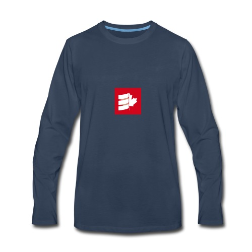 Scala Up North - Men's Premium Long Sleeve T-Shirt