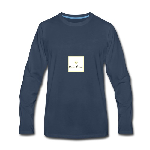 steven garcia brand - Men's Premium Long Sleeve T-Shirt