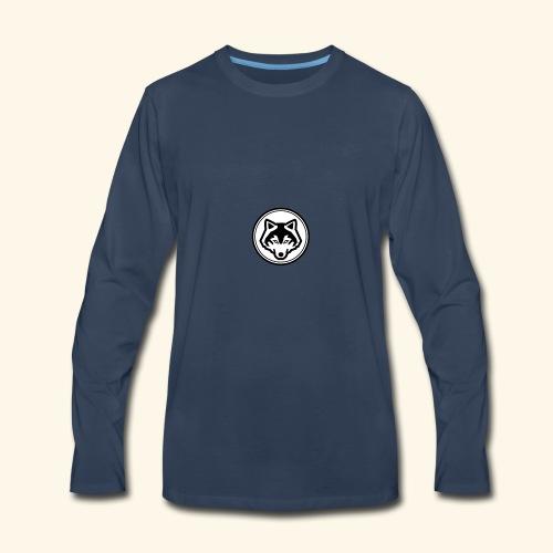 pixer wolf - Men's Premium Long Sleeve T-Shirt