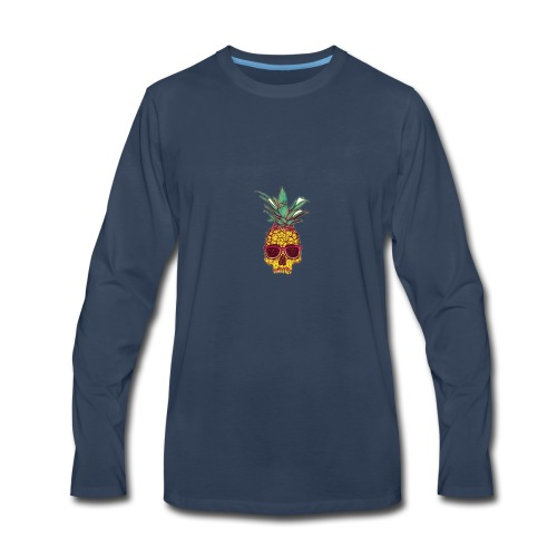 MrTOTO skull - Men's Premium Long Sleeve T-Shirt