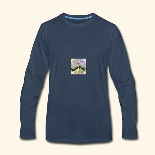mother's day - Men's Premium Long Sleeve T-Shirt