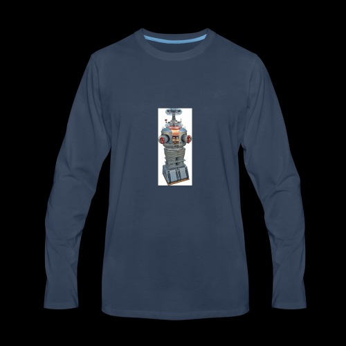 vacile droid - Men's Premium Long Sleeve T-Shirt