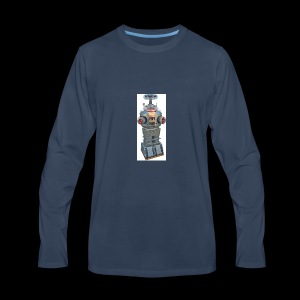 vacile droid - Men's Premium Long Sleeve T-Shirt