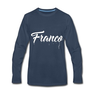 Franco Paint - Men's Premium Long Sleeve T-Shirt