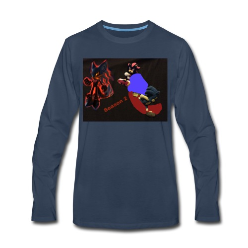SPA Season 2 merch - Men's Premium Long Sleeve T-Shirt
