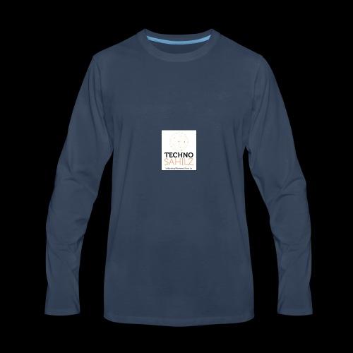 Techno Sahilz - Men's Premium Long Sleeve T-Shirt