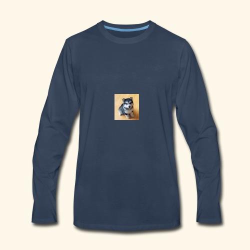 822F4DCB 7053 40BA 8E9C 7222EE84A8AF - Men's Premium Long Sleeve T-Shirt