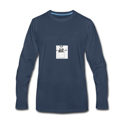 BROSKI5 - Men's Premium Long Sleeve T-Shirt