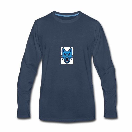 Bennyboy - Men's Premium Long Sleeve T-Shirt