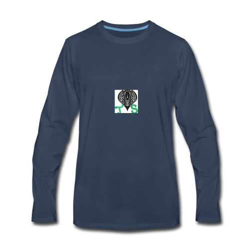 Teamsnake01 - Men's Premium Long Sleeve T-Shirt
