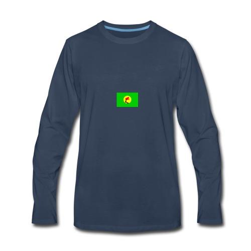 Zaïre - Men's Premium Long Sleeve T-Shirt