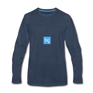 bg - Men's Premium Long Sleeve T-Shirt