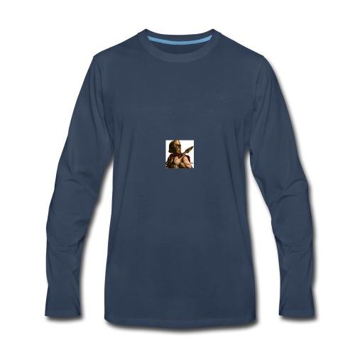 lanceypooh 2 - Men's Premium Long Sleeve T-Shirt