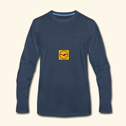 new logo Merch 4 - Men's Premium Long Sleeve T-Shirt